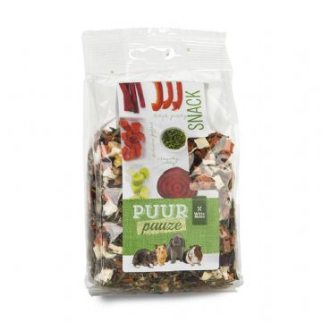 PUUR Vegetable & Herb Snack 100g